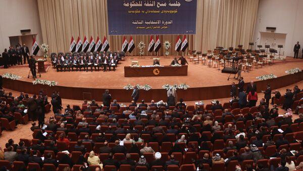 Iraqi Parliament. File photo - Sputnik International