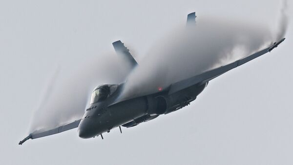 F/A-18 Hornet - Sputnik International