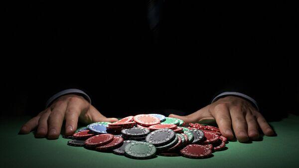 Casino chips - Sputnik International