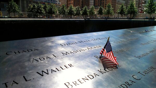 New york - 9/11 memorial - Sputnik International