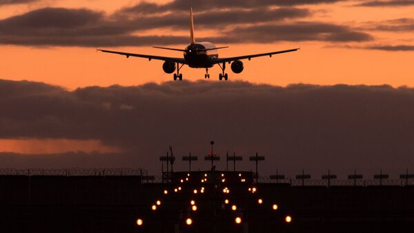 Airport - Sputnik International