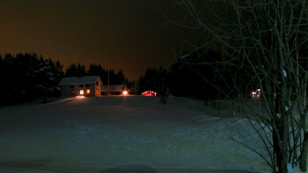 Finland house - Sputnik International