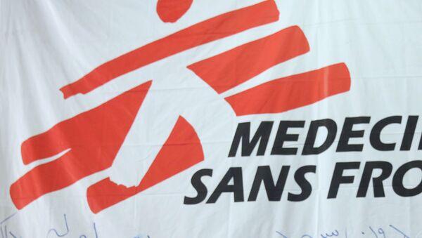 Medecins Sans Frontieres (MSF) - Sputnik International