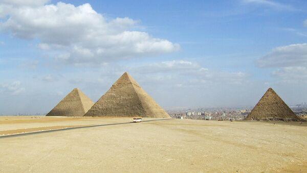 Egyptian Pyramids - Sputnik International