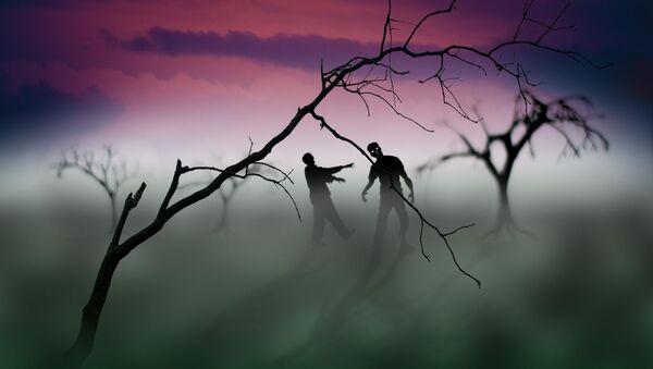 New Mexico Man Kills to Keep Friend From Turning Into a Zombie - Sputnik International