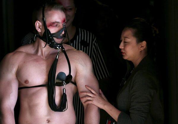 You Won't Believe but It's Fashion...Chinese Fashion - Sputnik International