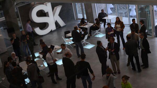 Hypercube opens in Skolkovo Innovation City - Sputnik International