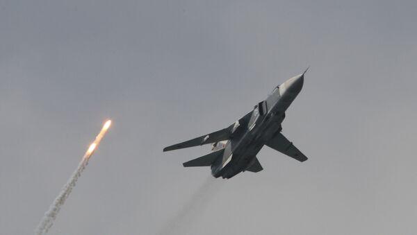Su-24m bomber - Sputnik International