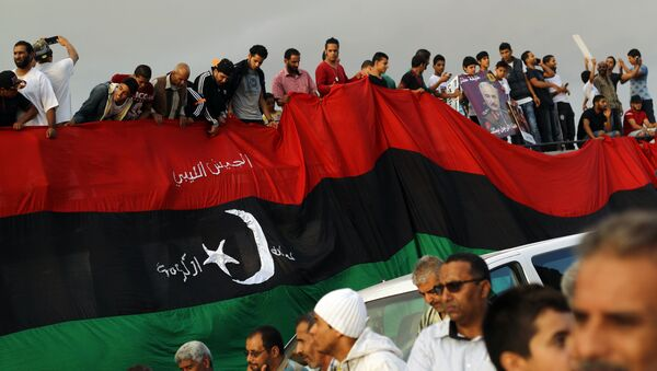 There are effectively two governments in the country, a self-styled and more influential National Salvation Government in the capital city of Tripoli, and a group in the eastern town of Tobruk that won a parliamentary majority at the June 2014 elections and has been recognized by the international community. - Sputnik International