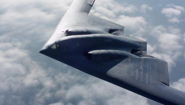 B-2 Stealth Bomber. - Sputnik International