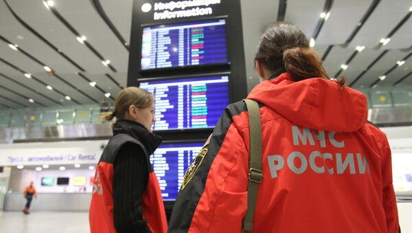 Russian plane crashes in the Sinai Peninsula - Sputnik International