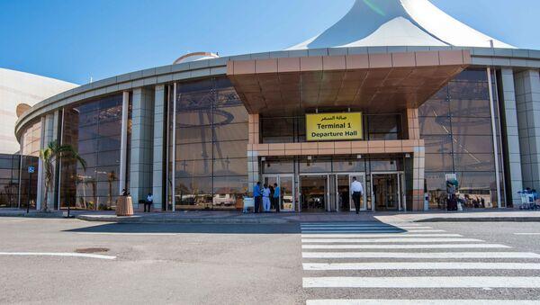 Sharm el Sheikh Airport - Sputnik International