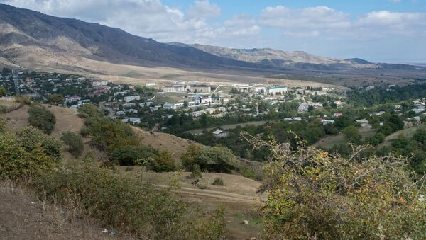 Nagorno-Karabakh - Sputnik International