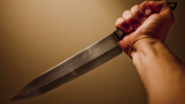 butcher knife - Sputnik International