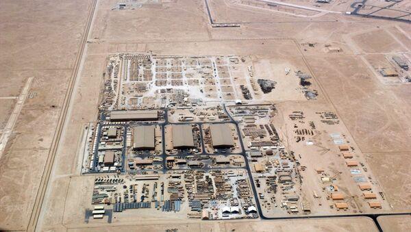 Al Udeid Air Base - Sputnik International