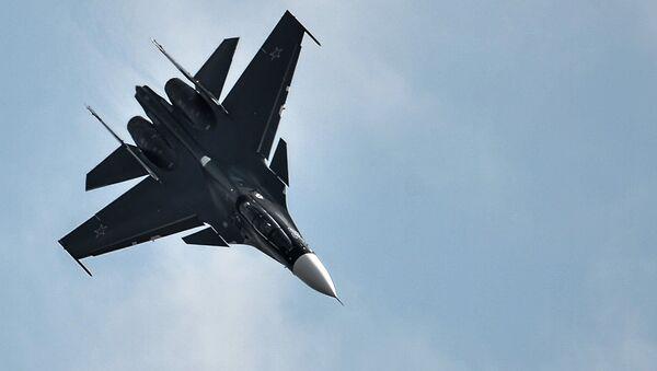 Su-30SM fighter jet - Sputnik International
