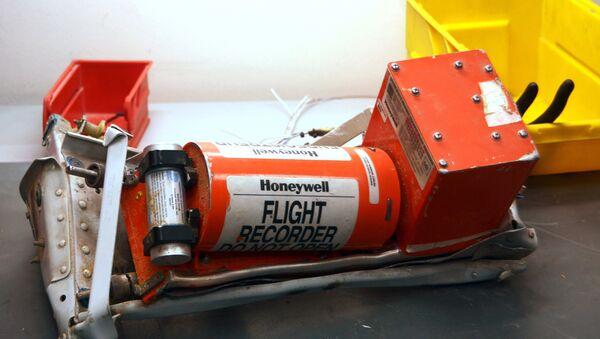 Flight recorders of Russian A321 plane that crashed in Sinai - Sputnik International
