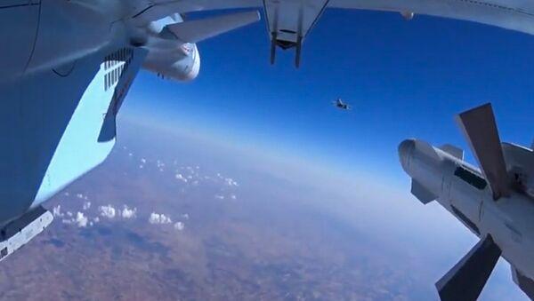 Russian airstrikes in Syria - Sputnik International
