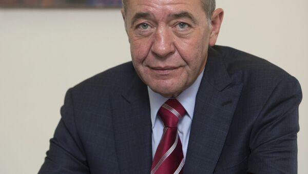 Gazprom-Media General Director Mikhail Lesin - Sputnik International