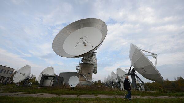 Satellite dishes - Sputnik International