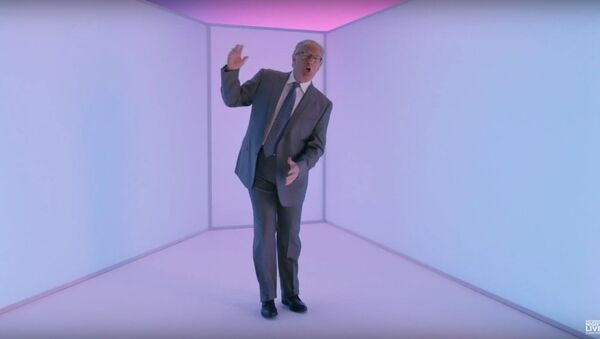 Still from Trump's appearance in a parody of Hotline Bling - Sputnik International
