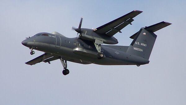 Dash 8 US Army - Sputnik International