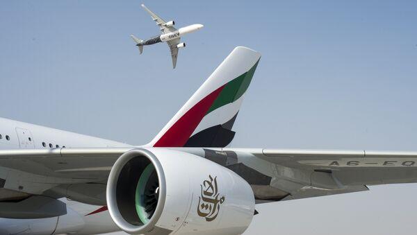 2015 Dubai Airshow. Day One - Sputnik International