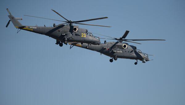 Mi-35 - Sputnik International
