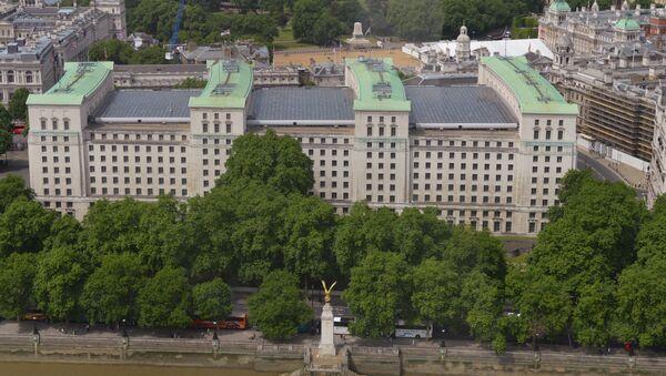 UK Defense Ministry building - Sputnik International