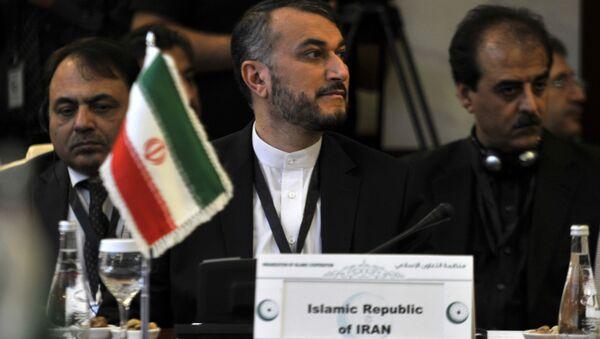 Iranian Deputy Foreign Minister Hossein Amir-Abdollahian. - Sputnik International