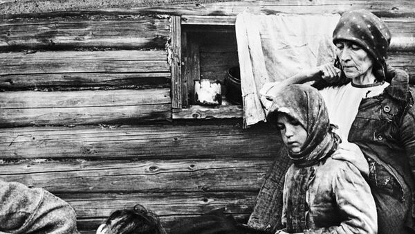 Hunger in Ukraine, 1932. - Sputnik International
