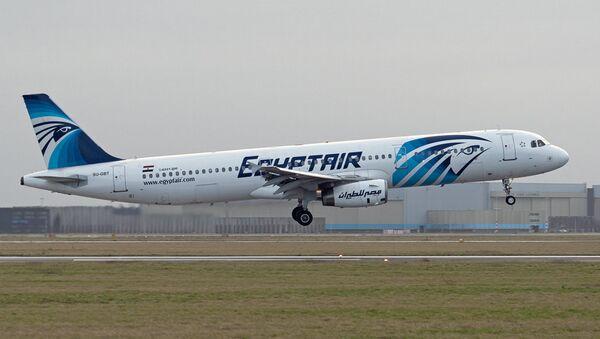 EGYPT AIR - Sputnik International