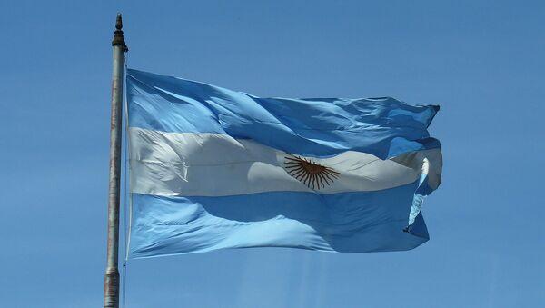 Argentina flag - Sputnik International
