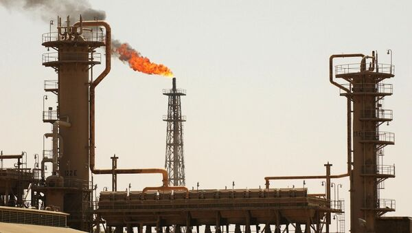 A general view shows Iraq's largest oil refinery in the northern town of Baiji. (File) - Sputnik International