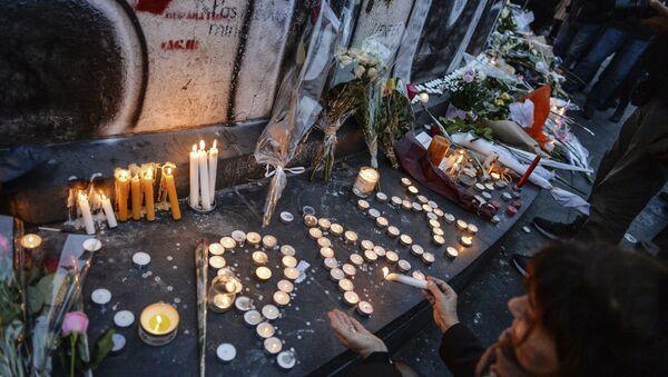 Situation in Paris after series of terror attacks - Sputnik International