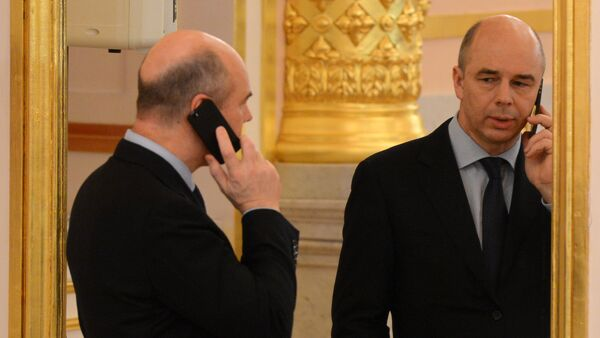 Russia's Finance Minister Anton Siluanov. File photo - Sputnik International