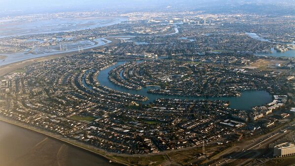 Silicon Valley from above - Sputnik International