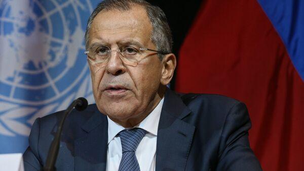 Sergei Lavrov takes part in meeting devoted to Syrian settlement in Vienna - Sputnik International