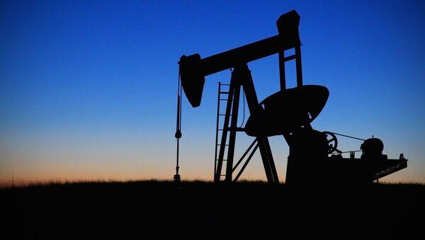 Oil rig - Sputnik International