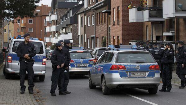 German police - Sputnik International