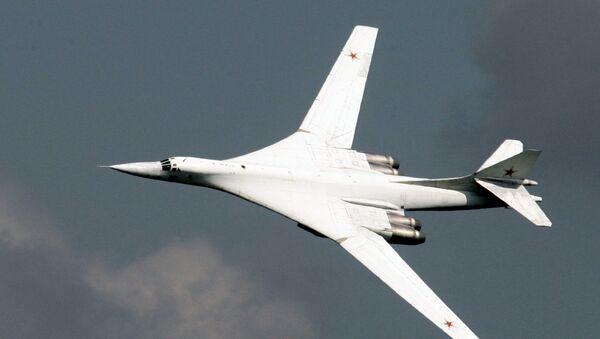 Tupolev Tu-160 strategic bomber - Sputnik International