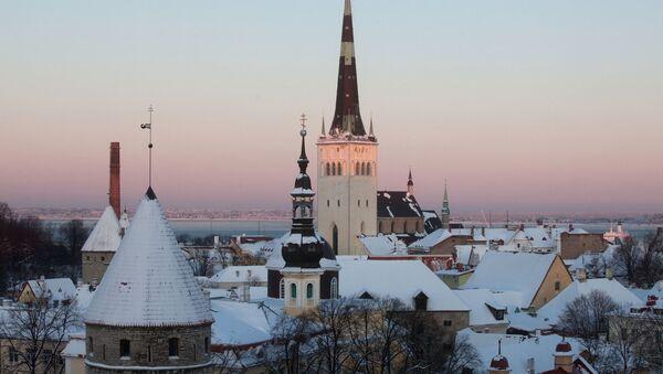 Historic center (Old Town) of Tallinn - Sputnik International