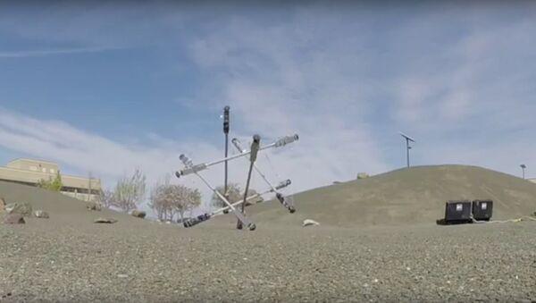 Super Ball Bot Drop and Roll - Sputnik International