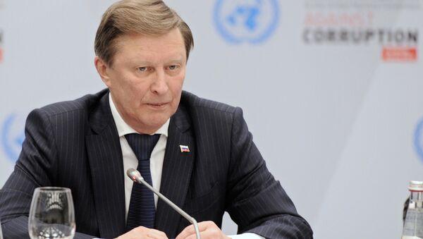 Russian Presidential Chief of Staff Sergei Ivanov visits North-Western Federal District - Sputnik International