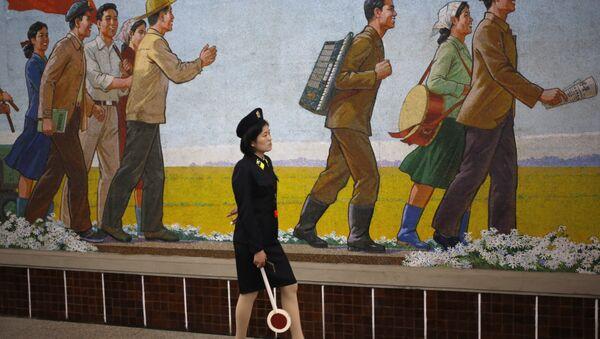 North Korea daily life - Sputnik International