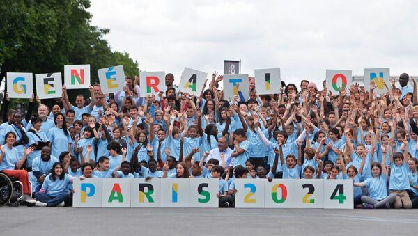 France Paris 2024 Bid - Sputnik International