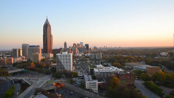 US city of Atlanta, Georgia. - Sputnik International
