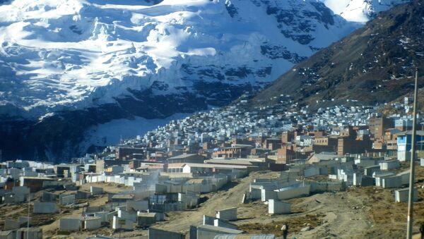 La Rinconada, Peru - Sputnik International