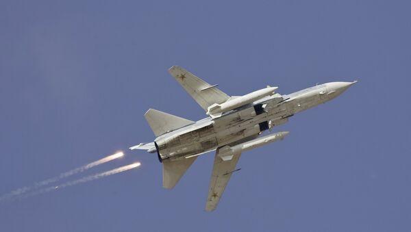 Sukhoi Su-24 - Sputnik International
