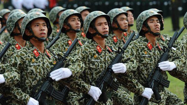 Vietnam soldiers - Sputnik International